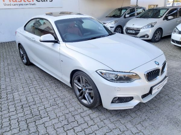 2016 BMW 2 Series 220D M Sport Auto Western Cape Kuils River_0