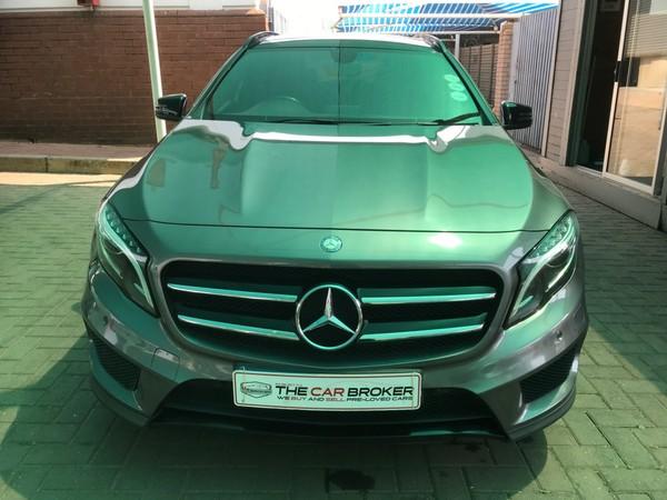 2015 Mercedes-Benz GLA-Class 200 Auto Gauteng Centurion_0