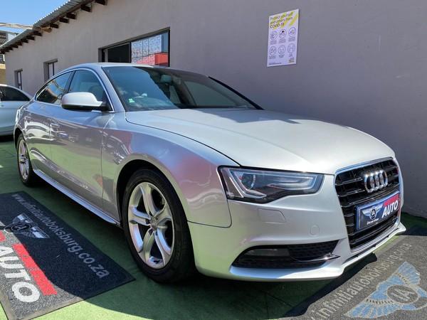2012 Audi A5 Sprtback 2.0 Tdi Multi  Gauteng Boksburg_0