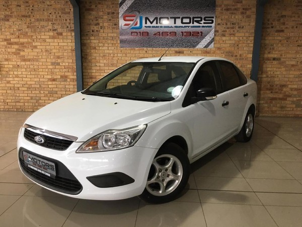 2011 Ford Focus 1.8 Ambiente  North West Province Orkney_0
