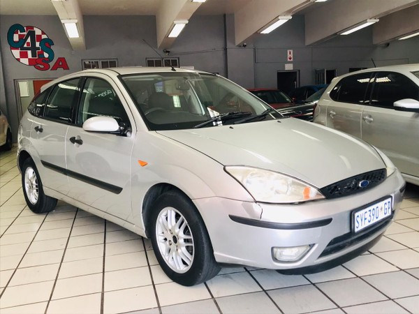 2004 Ford Focus 1.6i Ambiente  Gauteng Springs_0