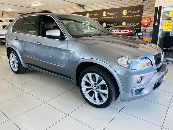 2010 BMW X5 Xdrive30d M-sport At e70  Western Cape Paarl_0