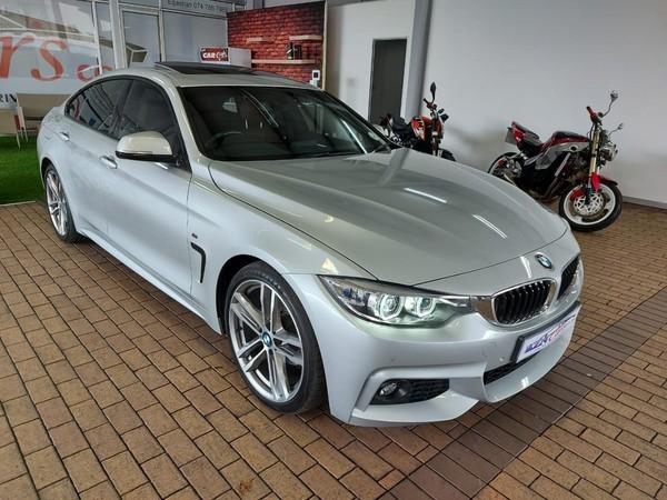 2018 BMW 4 Series 420i Gran Coupe Sport line Auto Kwazulu Natal Pinetown_0