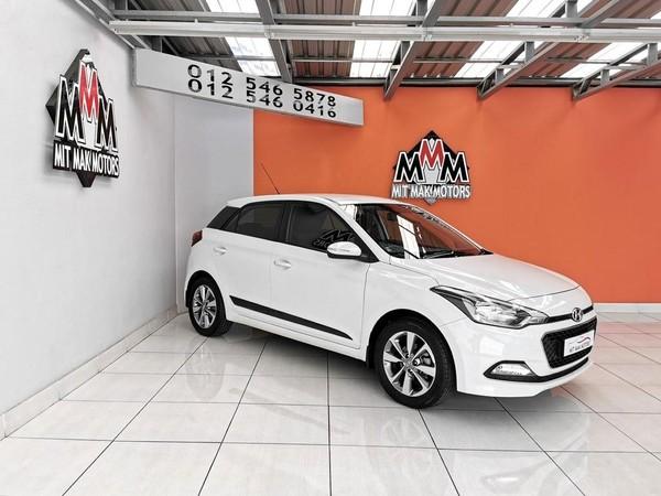 2016 Hyundai i20 1.4 Fluid Gauteng Pretoria_0