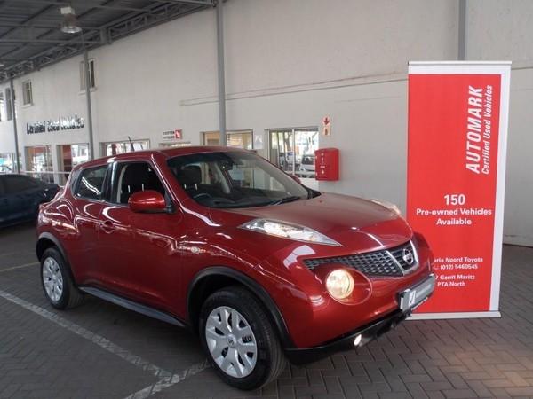 2011 Nissan Juke 1.6 Acenta  Gauteng Pretoria North_0