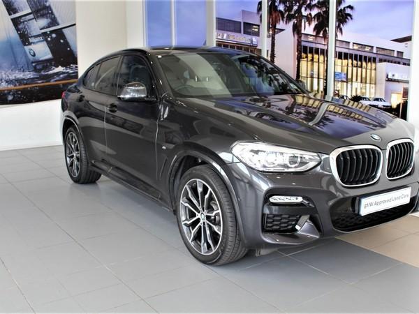 2019 BMW X4 xDRIVE20d M Sport Western Cape Cape Town_0