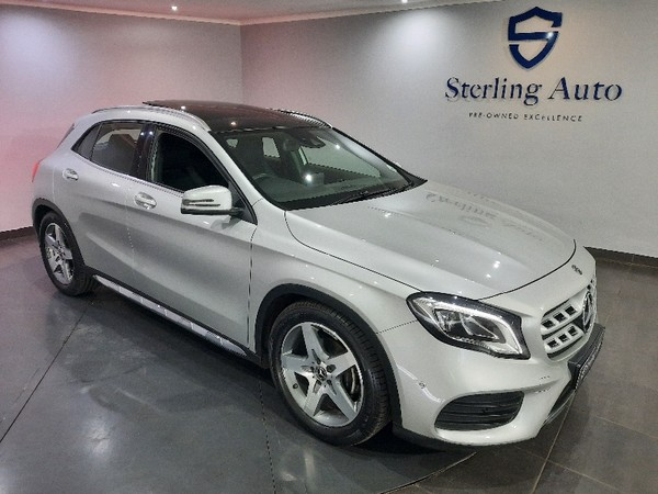 2018 Mercedes-Benz GLA-Class 200 Auto Gauteng Pretoria_0