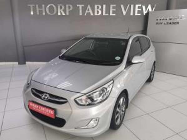2016 Hyundai Accent 1.6 Fluid 5-Door Western Cape Table View_0
