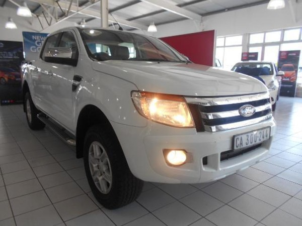 2014 Ford Ranger 3.2tdci Xlt 4x4 At Pu Dc  Western Cape Cape Town_0