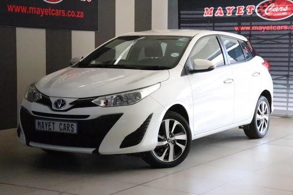 2018 Toyota Yaris 1.5 Xs CVT 5-Door Mpumalanga Delmas_0