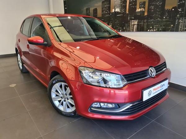 2017 Volkswagen Polo GP 1.2 TSI Comfortline 66KW Free State Bloemfontein_0