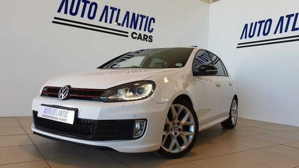 2012 Volkswagen Golf Vi Gti 2.o Tsi  Dsg Ed35  Western Cape Cape Town_0