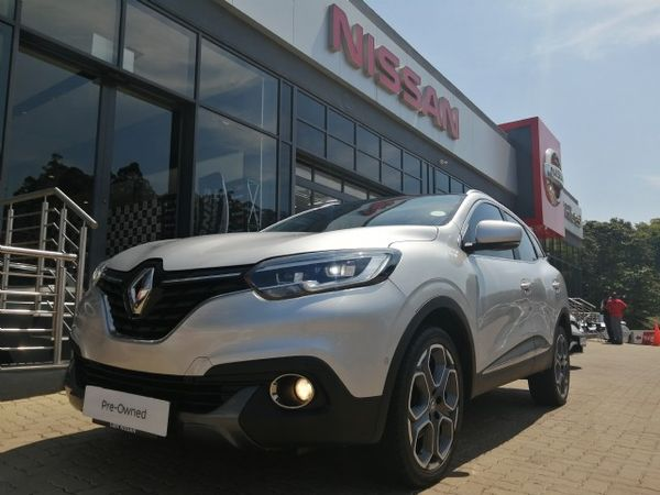 2018 Renault Kadjar 1.2T Dynamique Kwazulu Natal Hillcrest_0