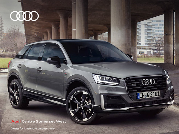 2020 Audi Q2 1.4T FSI Stronic 30 TFSI Western Cape Somerset West_0