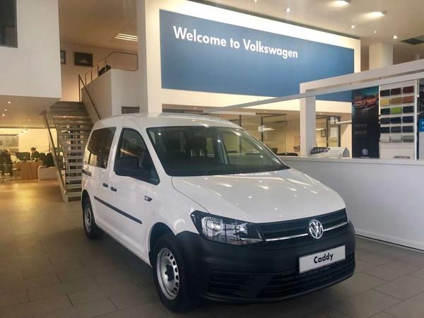 2020 Volkswagen Caddy Caddy4 Crewbus 1.6i 7-Seat Eastern Cape Jeffreys Bay_0
