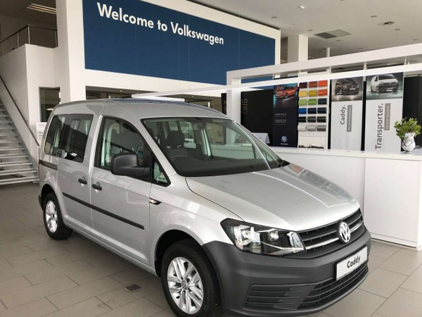2020 Volkswagen Caddy Caddy4 Crewbus 1.6i 7-Seat Eastern Cape Jeffreys Bay_0