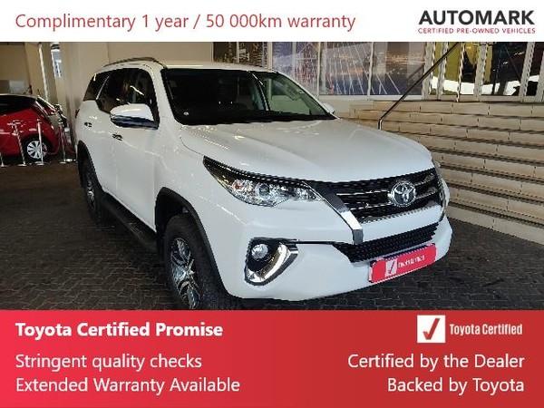 2019 Toyota Fortuner 2.4GD-6 4X4 Auto Gauteng Roodepoort_0