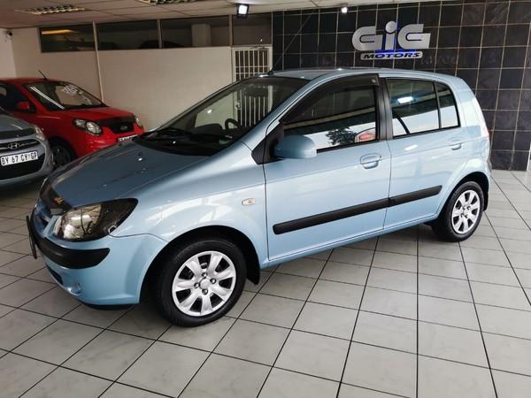 2006 Hyundai Getz 1.4 Hs  Gauteng Edenvale_0
