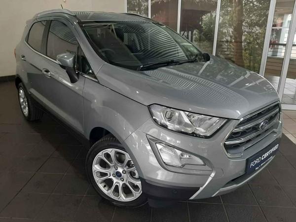 2020 Ford EcoSport 1.0 Ecoboost Titanium Auto Gauteng Midrand_0