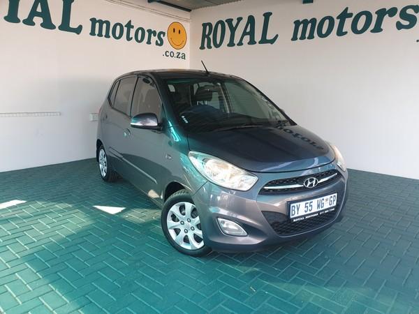2012 Hyundai i10 1.1 Gls  Gauteng Krugersdorp_0