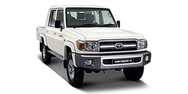 2020 Toyota Land Cruiser 79 4.2d Pu Dc  Gauteng Sandton_0