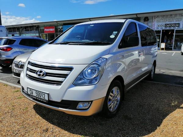 2017 Hyundai H1 2.5 CRDI Wagon Auto Western Cape Worcester_0