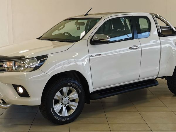 2017 Toyota Hilux 2.8 GD-6 RB Raider Extended Cab Bakkie Mpumalanga Lydenburg_0
