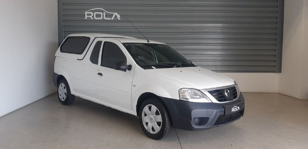 2016 Nissan NP200 1.6  Ac Safety Pack Pu Sc  Western Cape Somerset West_0