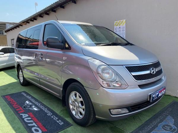 2012 Hyundai H1 Gls 2.4 Cvvt Wagon  Gauteng Boksburg_0
