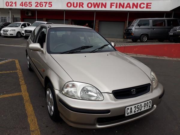 1998 Honda Civic 160i Luxline  Western Cape Cape Town_0