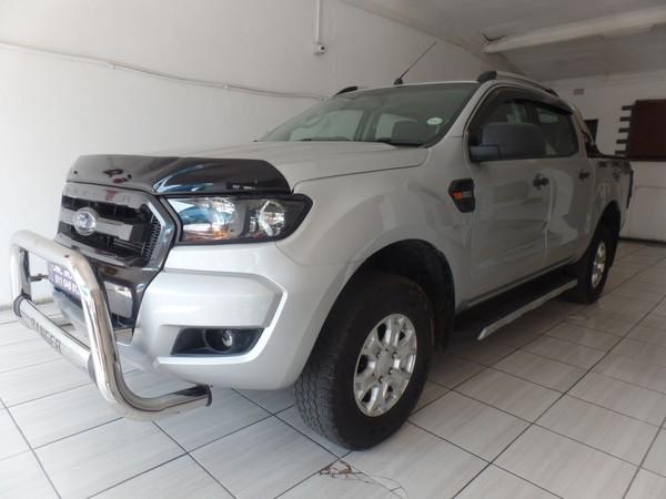 2019 Ford Ranger 2.2TDCi XL Auto Double Cab Bakkie Gauteng Johannesburg_0