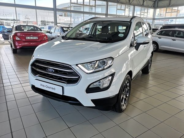 2019 Ford EcoSport 1.0 Ecoboost Trend Auto Eastern Cape East London_0