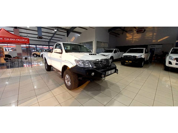 2013 Toyota Hilux 3.0 D-4d Raider 4x4 Pu Sc  Limpopo Mokopane_0