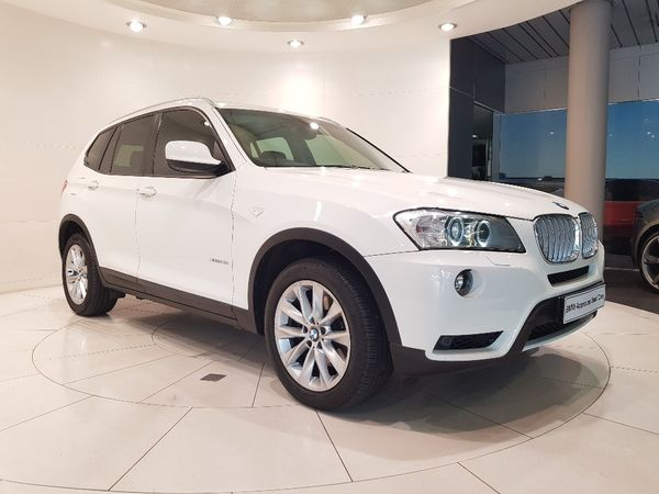 2015 BMW X3 xDRIVE35i Auto Gauteng Sandton_0