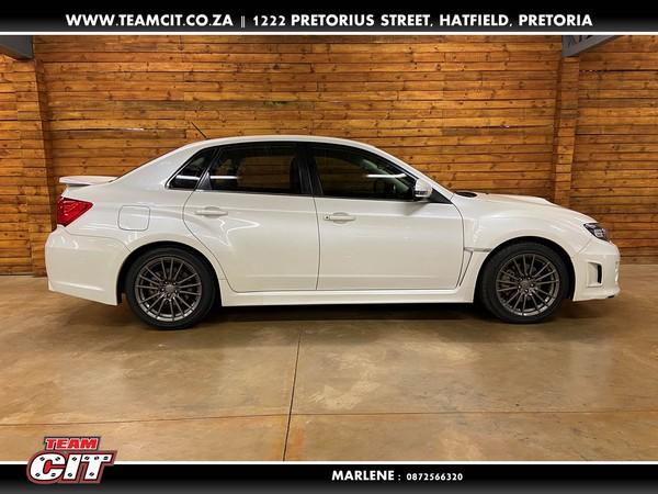 2012 Subaru Impreza 2.5 Wrx Premium  Gauteng Pretoria_0