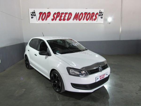 2014 Volkswagen Polo 1.4 Trendline 5dr  Gauteng Vereeniging_0