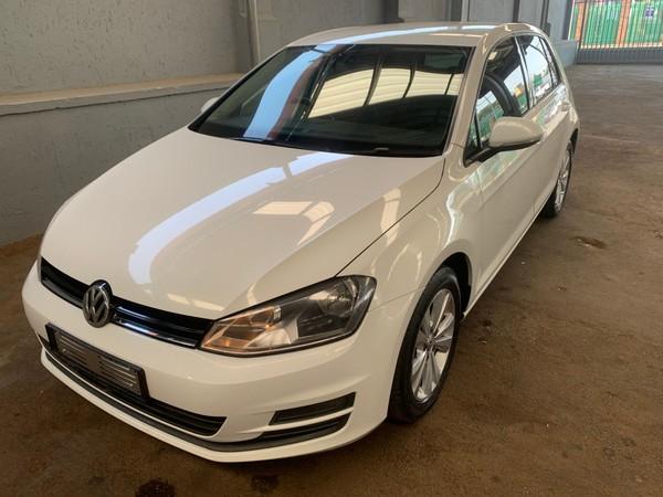 2013 Volkswagen Golf Vii 1.4 Tsi Comfortline Dsg  Gauteng Randburg_0