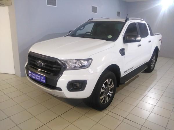 2020 Ford Ranger 2.0TDCi WILDTRAK 4X4 Auto Double Cab Bakkie Kwazulu Natal Amanzimtoti_0