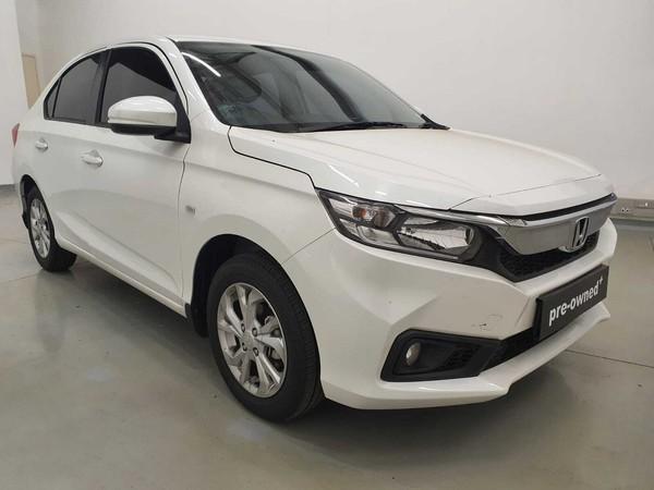 2020 Honda Amaze 1.2 Trend Kwazulu Natal Amanzimtoti_0