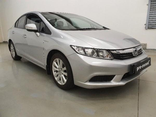 2012 Honda Civic 1.8 Elegance  Kwazulu Natal Amanzimtoti_0