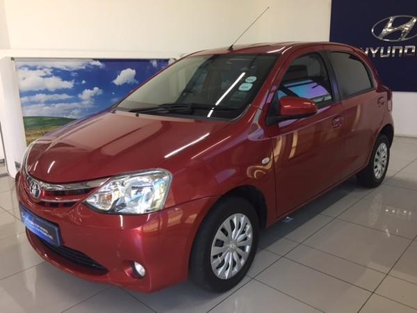 2016 Toyota Etios 1.5 Xs 5dr  Kwazulu Natal Pinetown_0