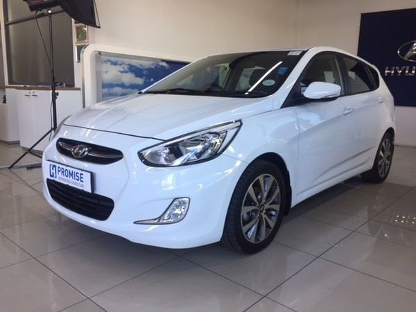 2016 Hyundai Accent 1.6 Gls At  Kwazulu Natal Pinetown_0