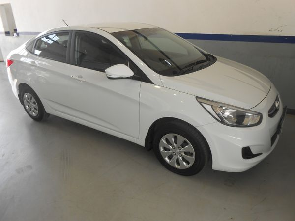 2019 Hyundai Accent 1.6 Gl  Kwazulu Natal Newcastle_0