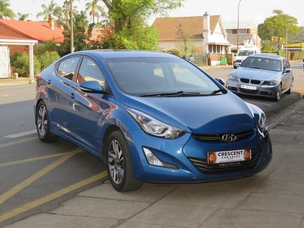 2014 Hyundai Elantra 1.6 Premium Auto Kwazulu Natal Pietermaritzburg_0