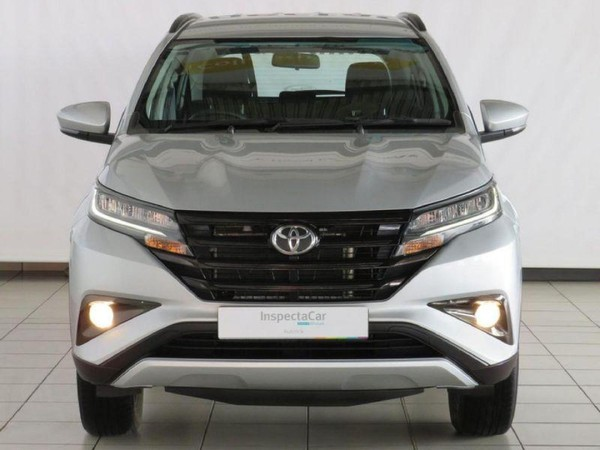 2020 Toyota Rush 1.5 Mpumalanga Ermelo_0
