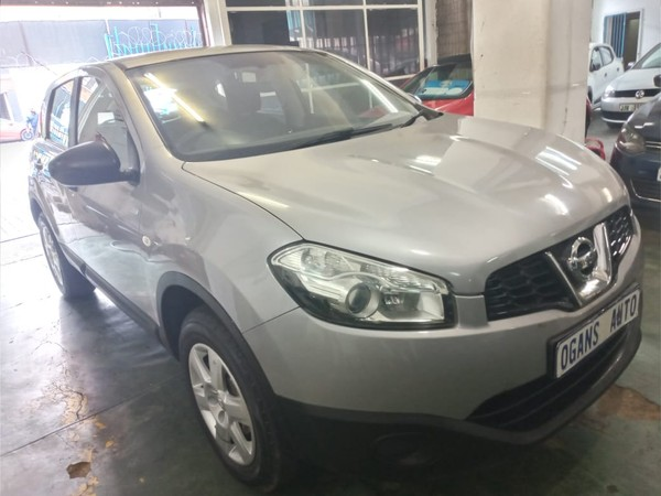 2012 Nissan Qashqai 1.6 Acenta Gauteng Johannesburg_0