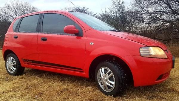 2006 Chevrolet Aveo 1.5 Lt 5dr  Gauteng Garsfontein_0