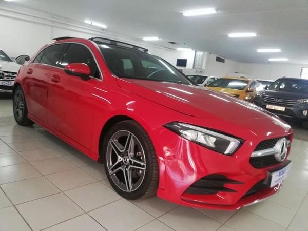 2019 Mercedes-Benz A-Class A 200 Auto Gauteng Johannesburg_0