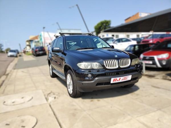 2006 BMW X5 4.4 At  Kwazulu Natal Durban_0