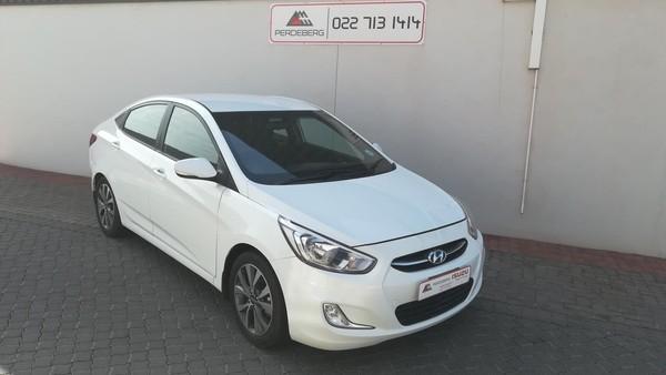 2016 Hyundai Accent 1.6 Gls  Western Cape Vredenburg_0